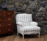 100-07 - Pair of French Armchairs