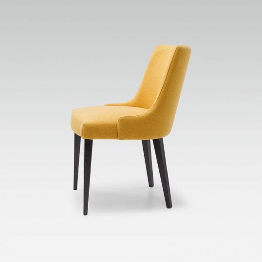 john stephens upholstered modern dining chair