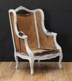 100-13 - French Wing Chair