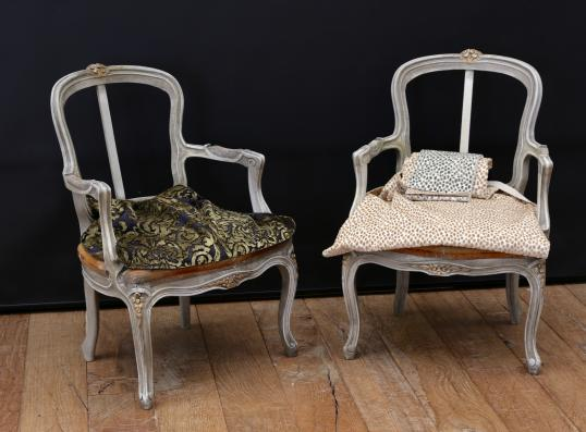 Louis XV Period Chairs