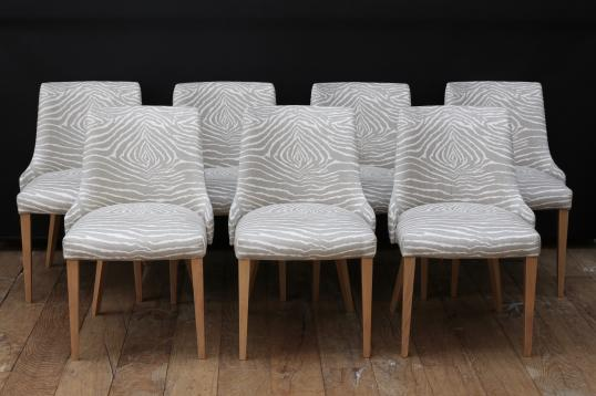 Modern Upholstered Dining Chairs