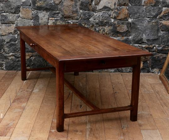 John Stephens French Oak Provincial Dining Table