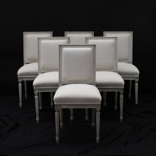 Louis XVI Dining Chairs