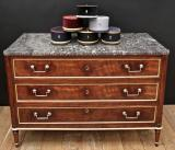 Directoire Commode Marble Top