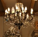 102-54 - Twenty Light French Chandelier