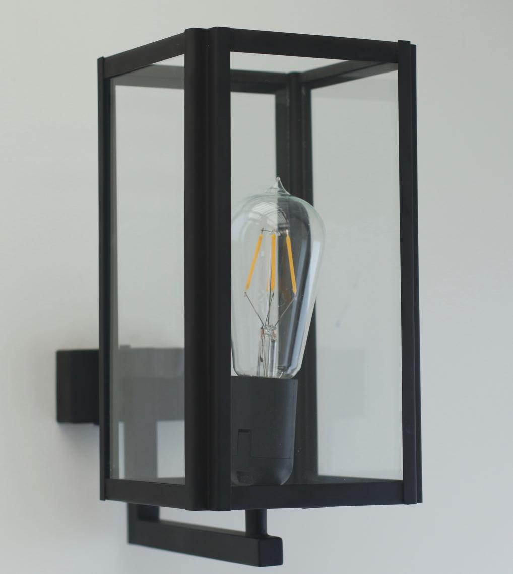 Small Wall Mounted Box Lantern