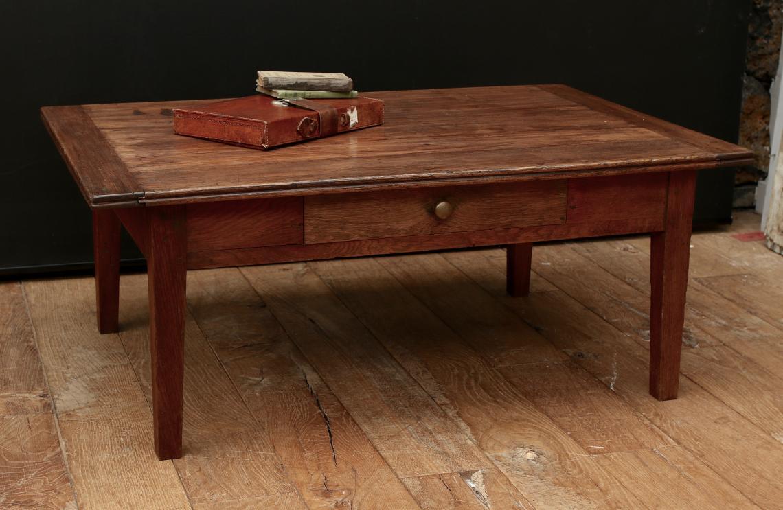 John Stephens Chestnut Coffee Table
