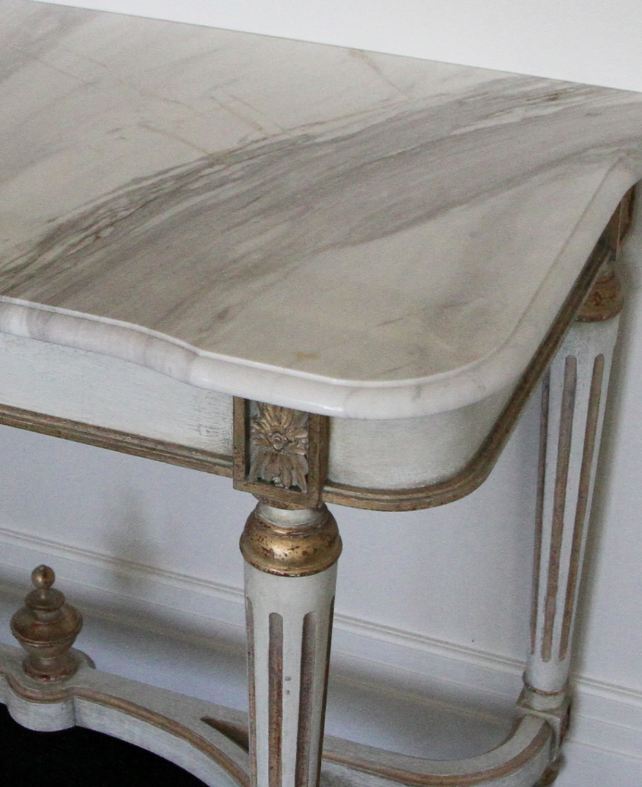 Custom-made Louis XV Style Consoles