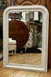 103-89 - Gustavian Grey Mirror
