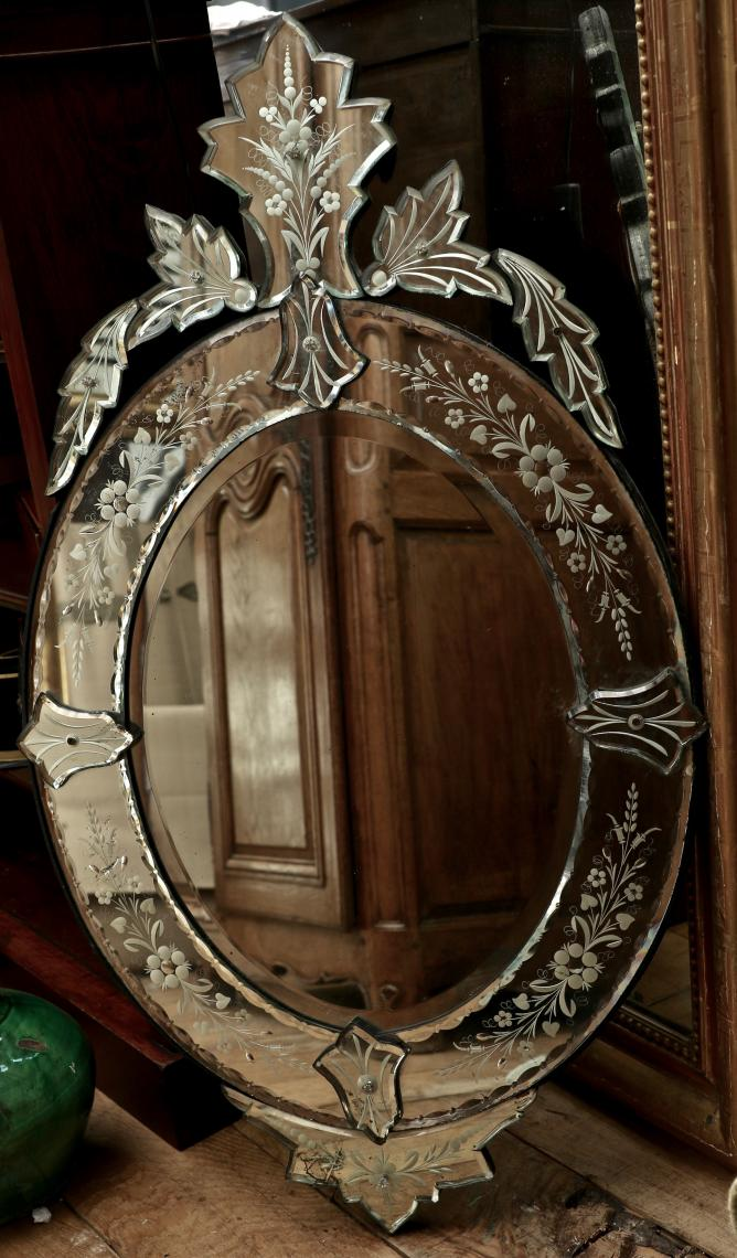 bed00cfe2353 John Stephens | Venetian Mirror