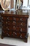 103-92 - Jacobean Chest of Drawers