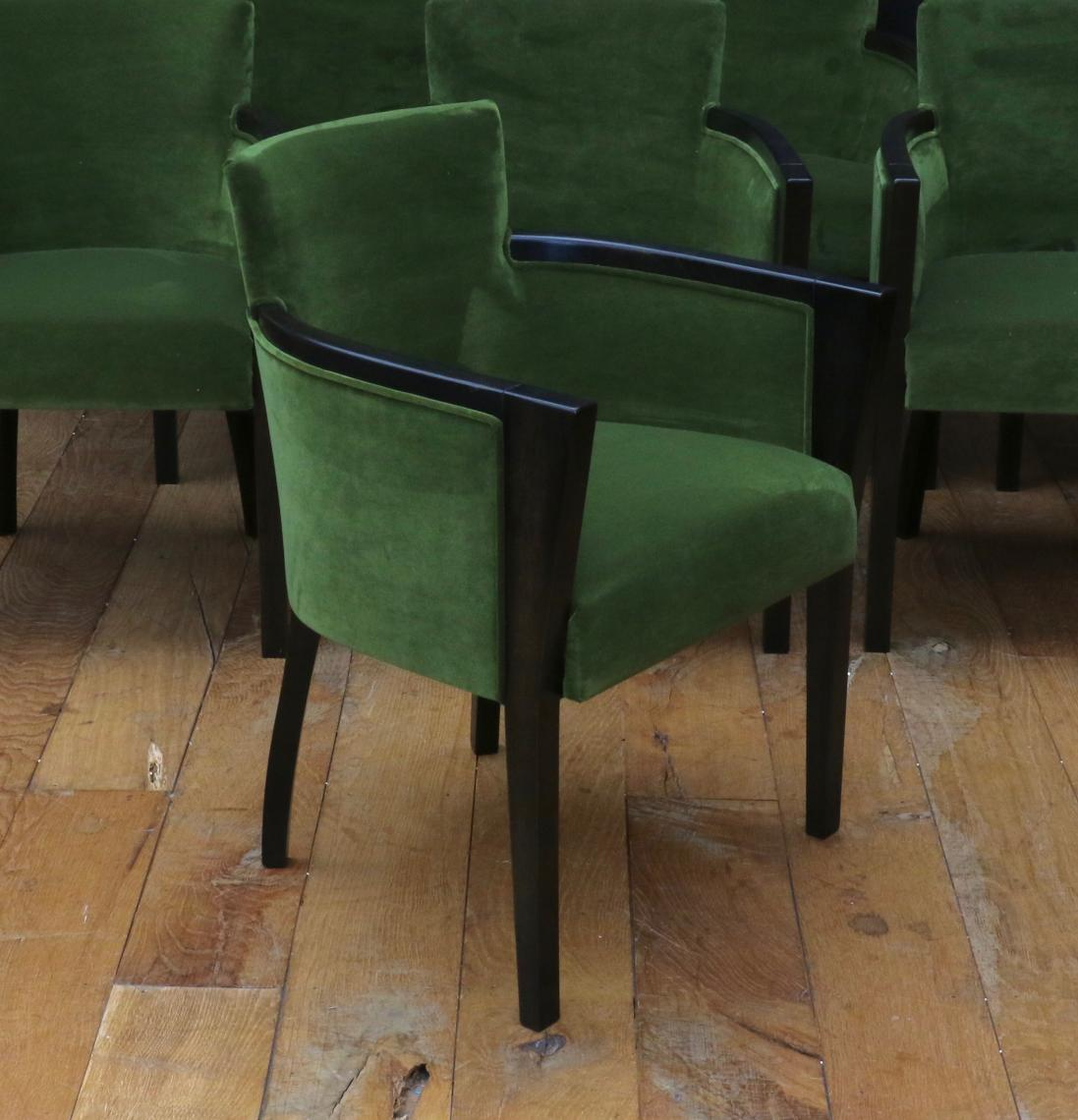 Art Deco Style Chairs