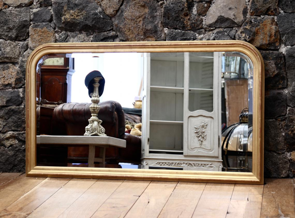 Custom-made Louis Philippe Style Mirrors