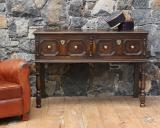 104-95 - English Jacobean Side Table