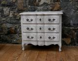 Small French Arbalete Commode