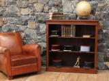 104-98 - English Walnut Bookcase