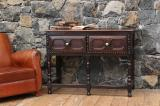 104-99 - Jacobean Oak Side Table