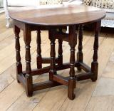 105-06 - Medium sized Gateleg Table