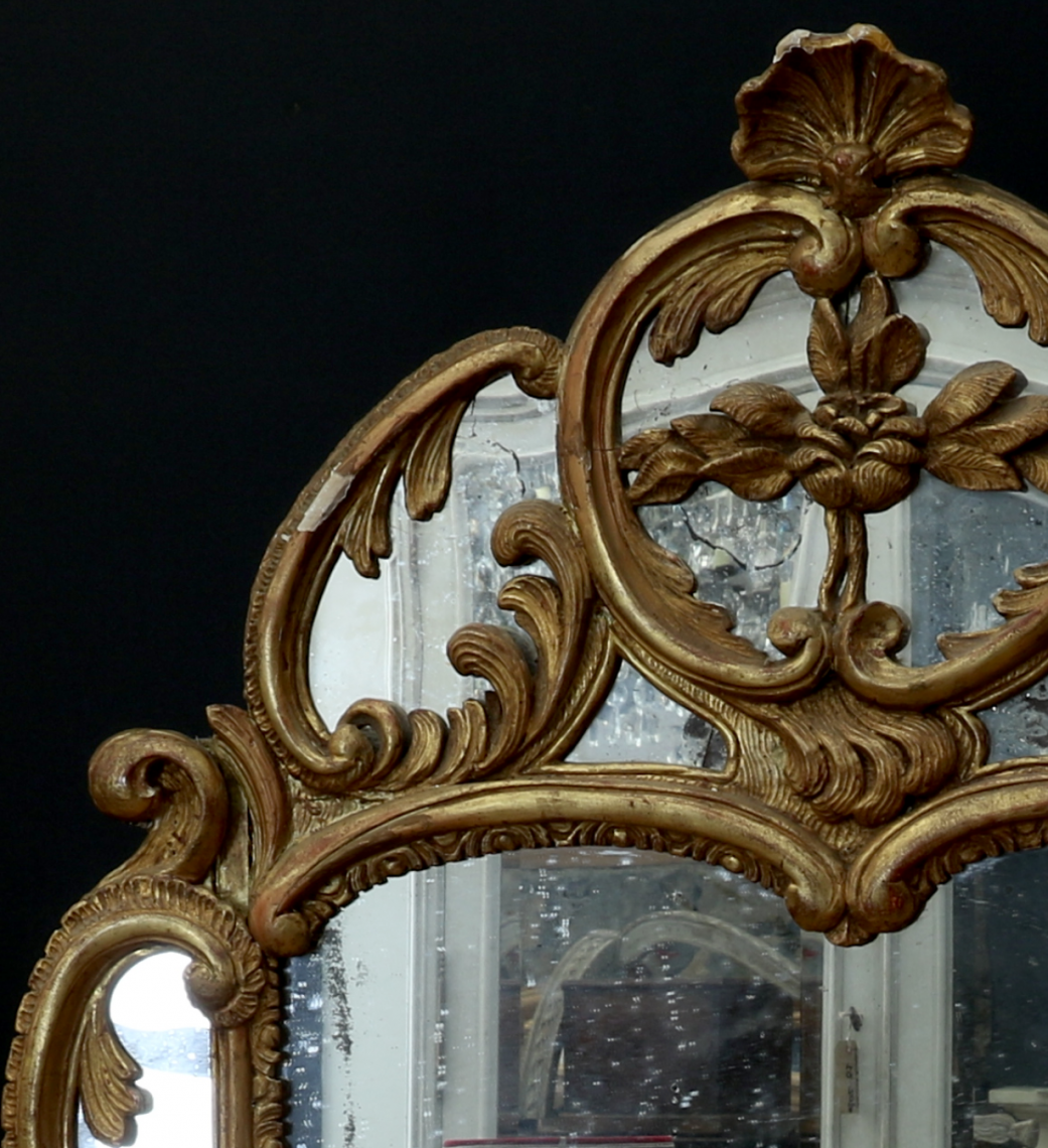 Period Louis XV Mirror