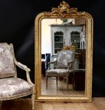 105-31 - Large Louis Philippe Mirror