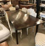 102-10 - French Provincial Dining Table
