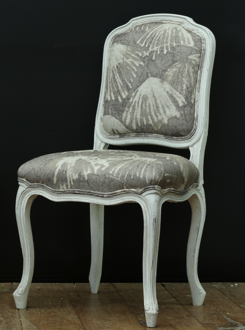 Our Louis XV Style Dining Chairs