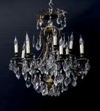 105-63 - 12 Light Chandelier