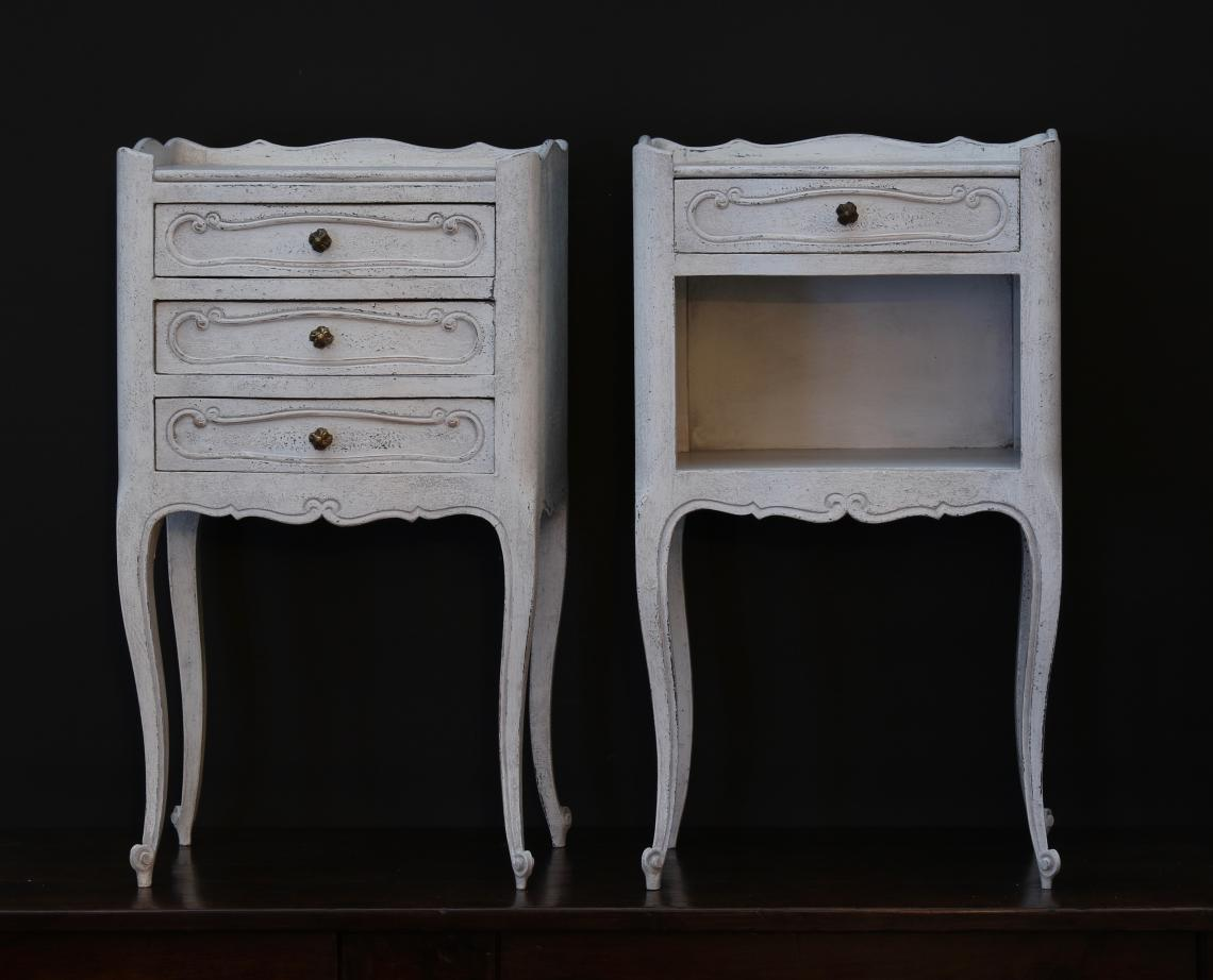 105-84 - Pair of Bedsides
