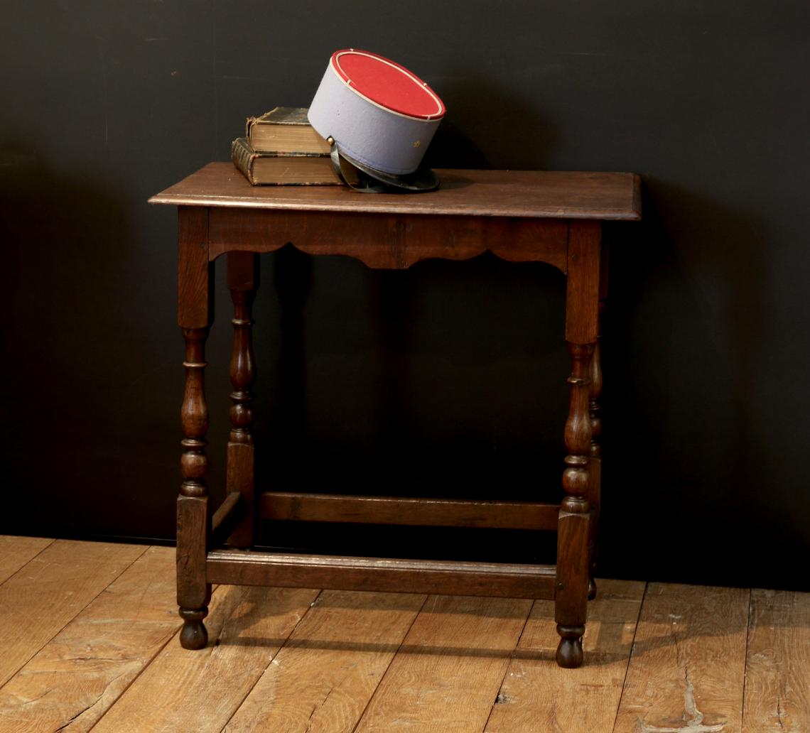 Small English Side Table
