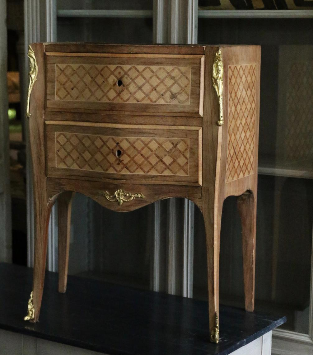 A Small Commode