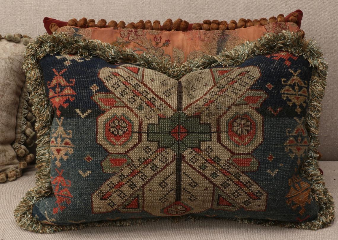 Gorgeous Unique Antique Cushions