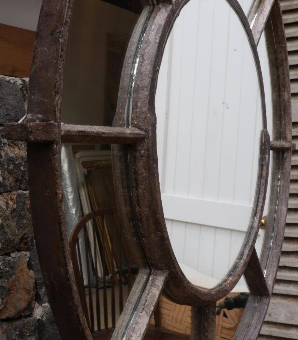 Chateau Window Mirror