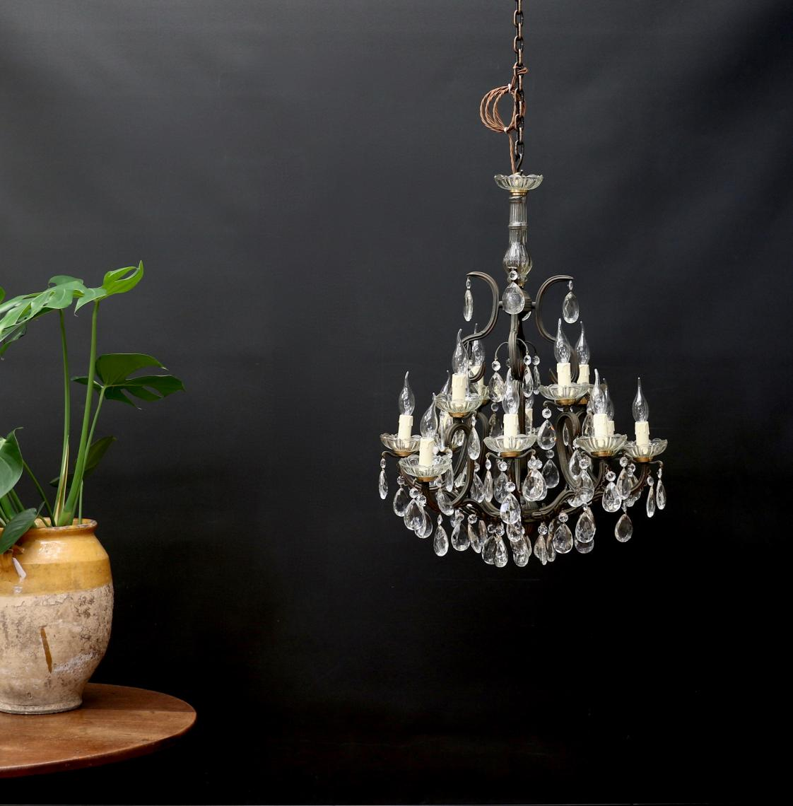 12 Light Chandelier
