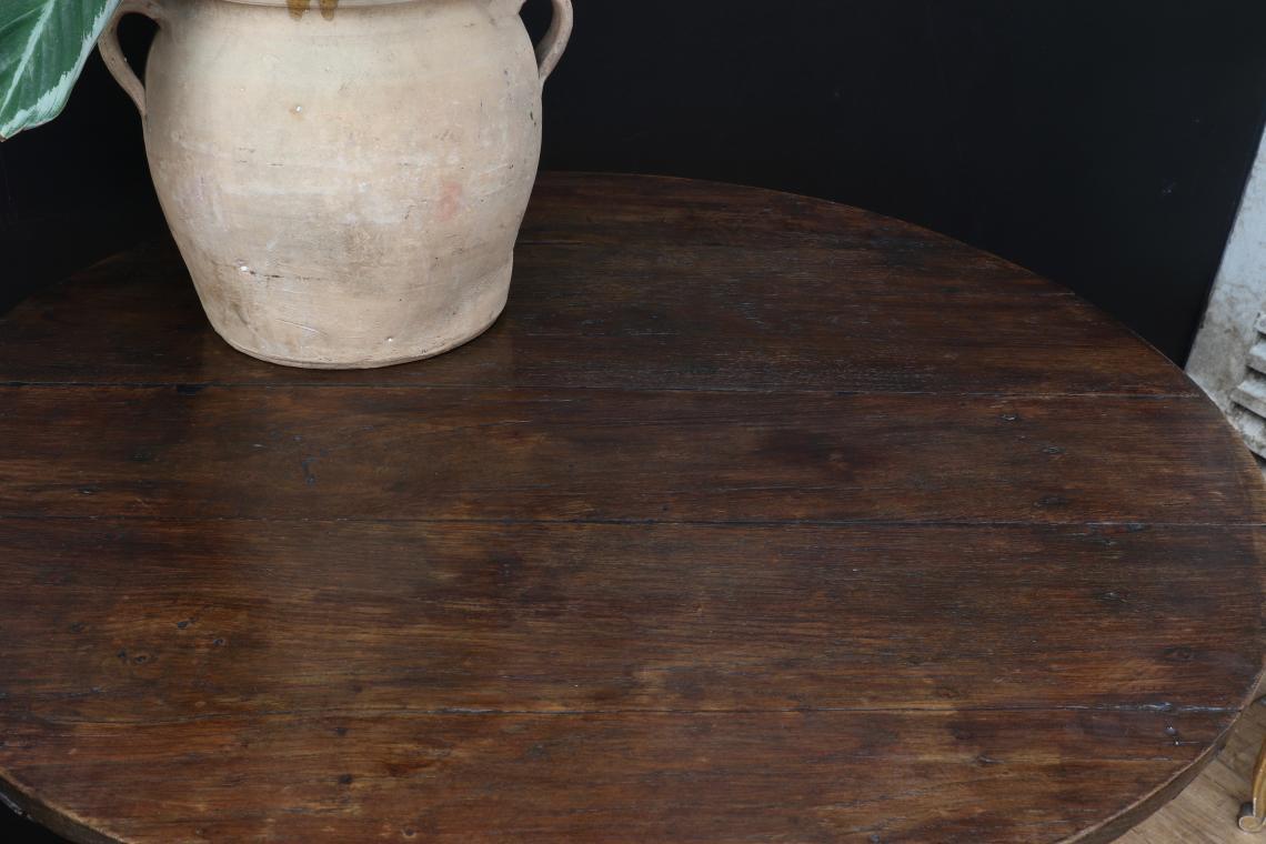 Small Burgundian Wine Table