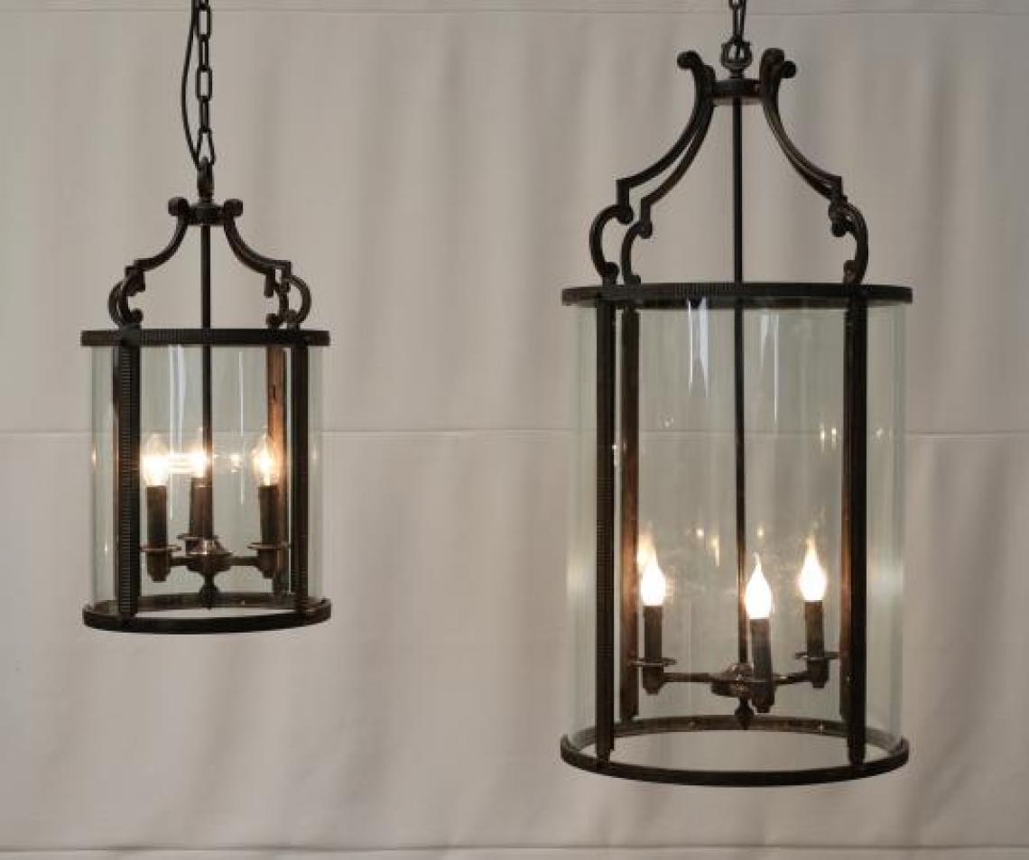 Georgian Lanterns - SML, MED, LGE
