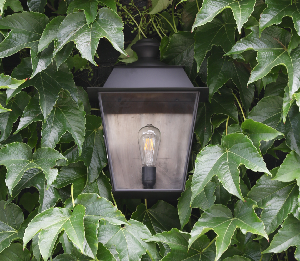 Indoor / Outdoor French Wall Mounted Lantern