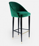 107-83 - French Bar Stool