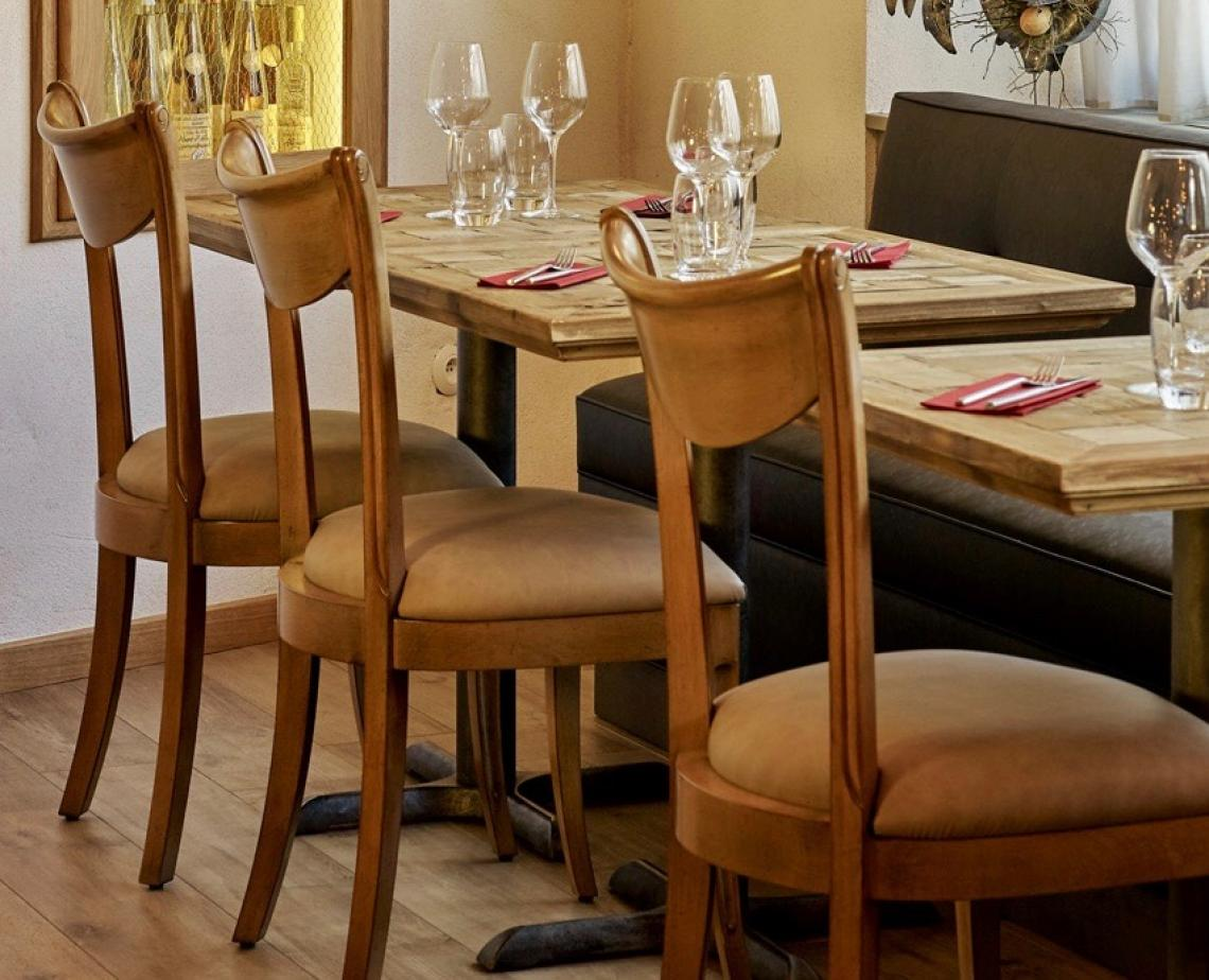 Directoire Style Dining Chairs