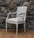 108-12 - Louis XVI Carver Chair
