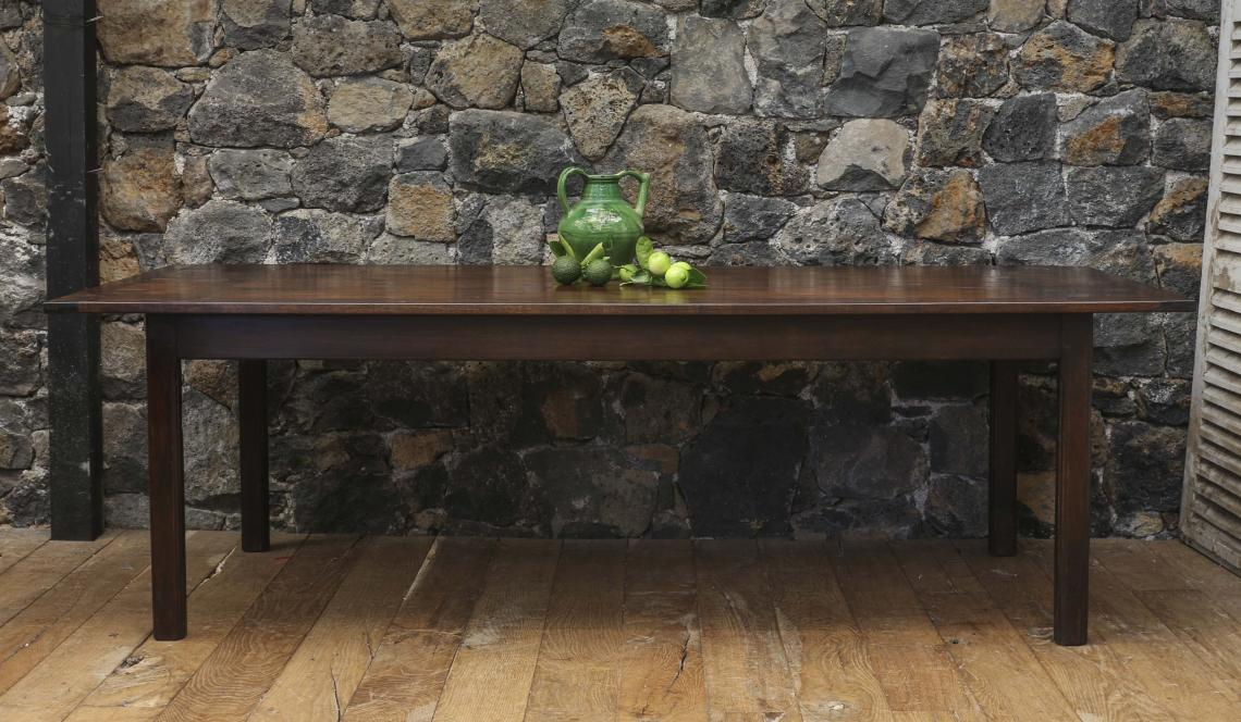 Stunning French Chestnut Table