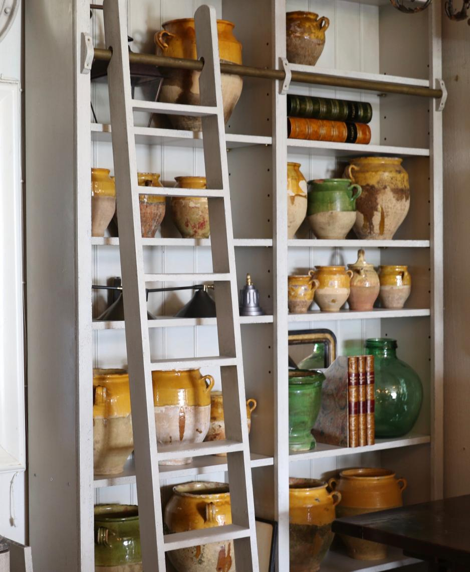 Weatherby George Open Bookcase