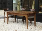 109-15 - French Provincial Cherrywood Extension Table