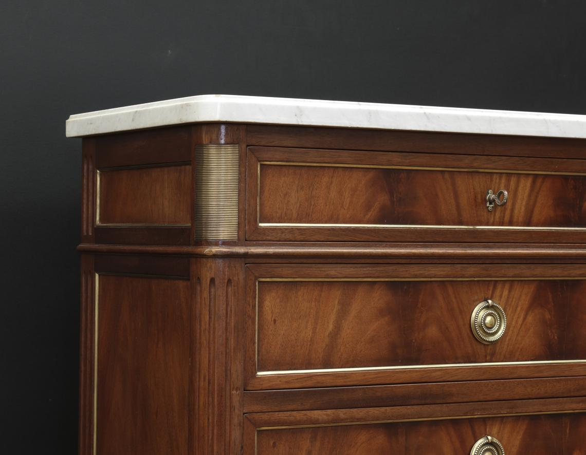 Semainier - A Chest of Drawers with Seven Drawers