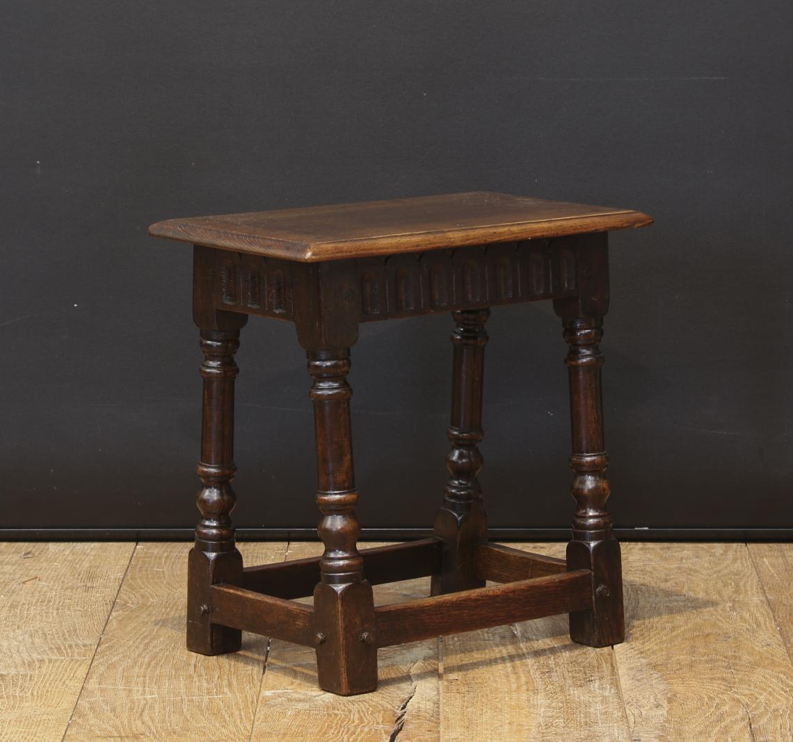 Jointed Stool