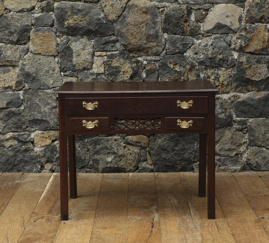 109-87 - A Small Georgian Desk or Side Table