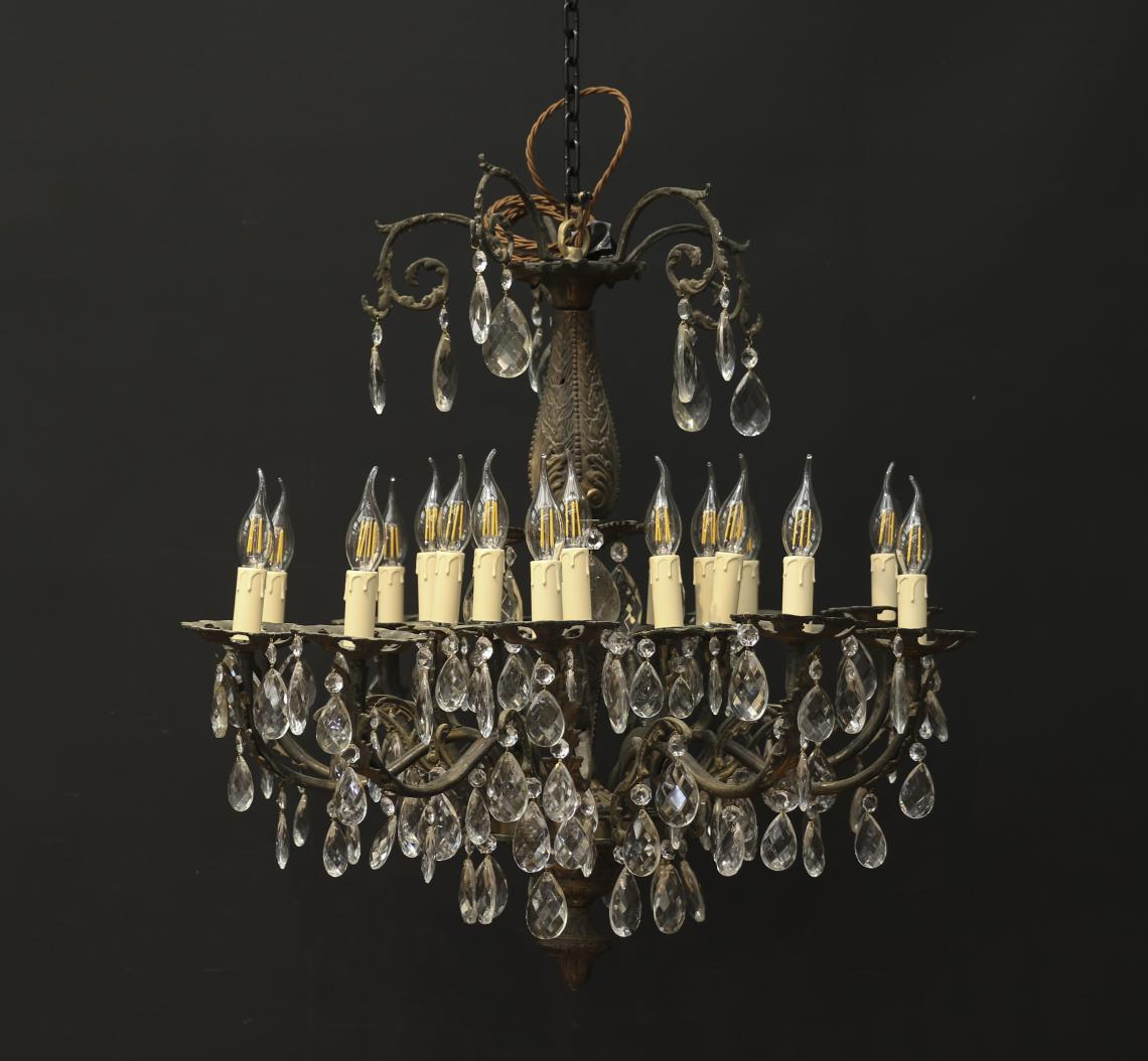 109-94 - 20 Light Chandelier