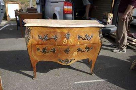 68-43 - Commode French