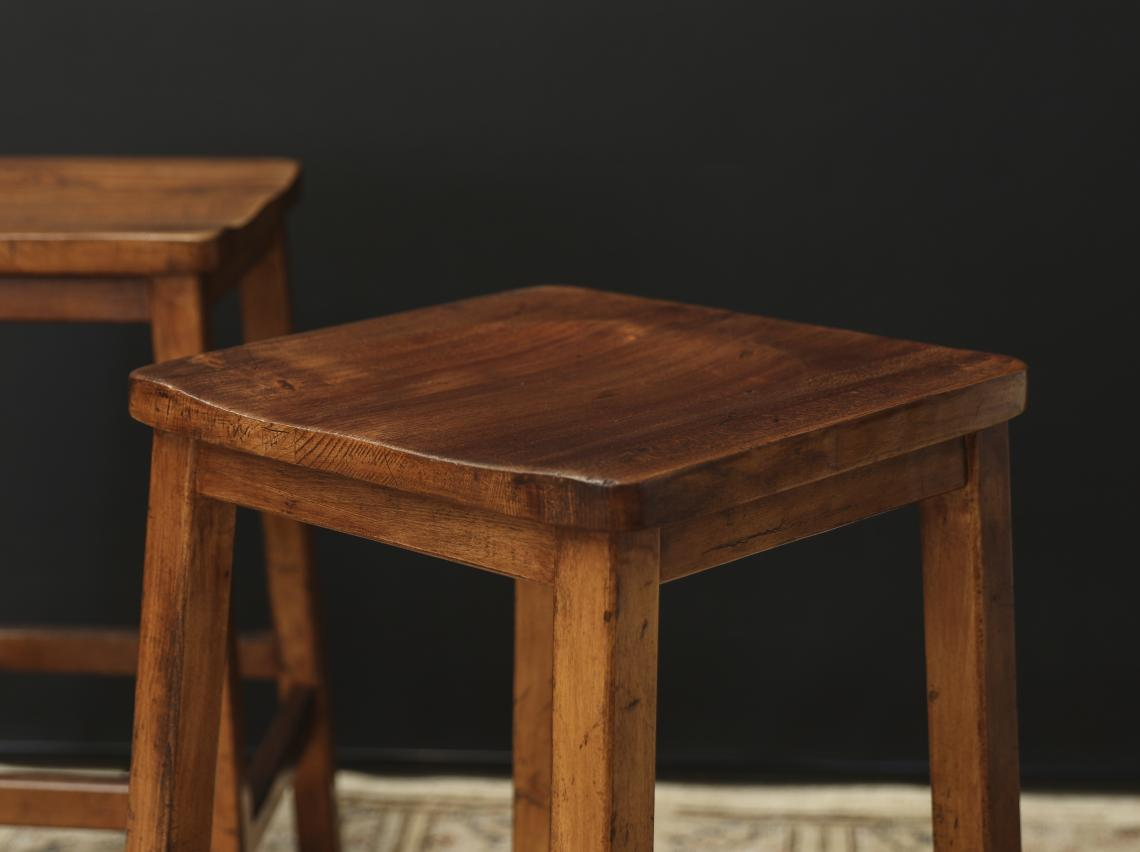 English Wooden Stools