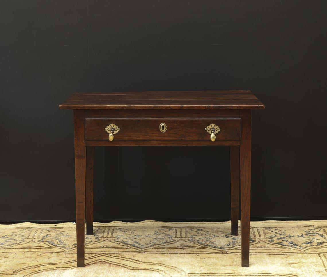 110-54 - Single Drawer Side Table