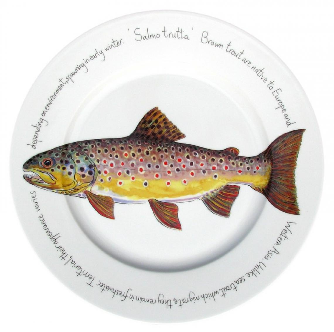 Richard Bramble Dinner Plates